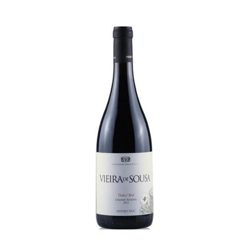 Vinho Tinto VIEIRA de SOUSA Grande Reserva 2012