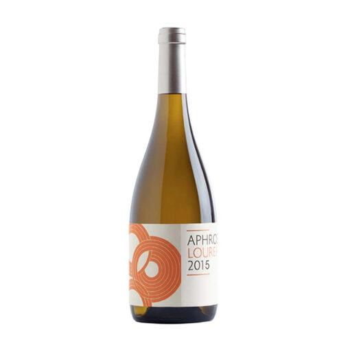 Vinho branco Aphros Loureiro 2015