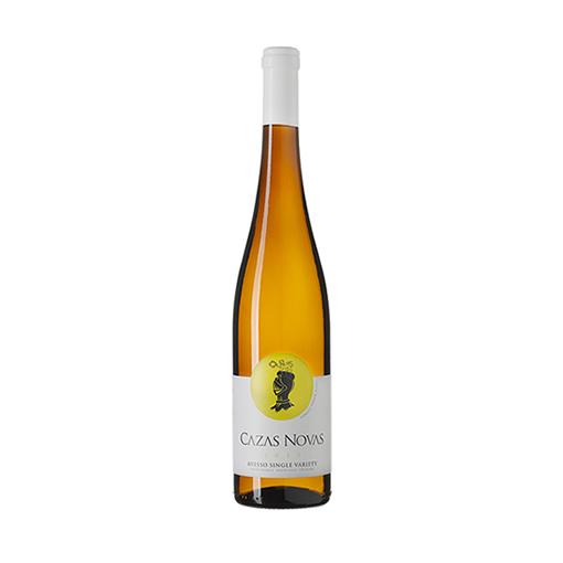 Vinho branco Cazas Novas Escolha Avesso 2015