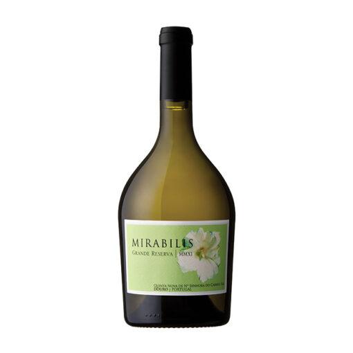 Vinho branco Quinta Nova de Nossa Senhora do Carmo Mirabilis Grande Reserva 2015
