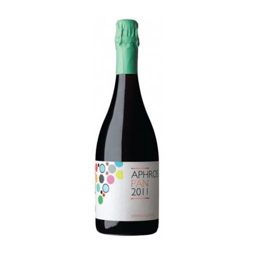 Vinho espumante Aphros Pan Rosé 2013