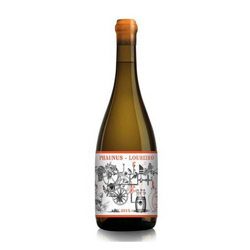 Vinho branco Phaunus Loureiro 2015