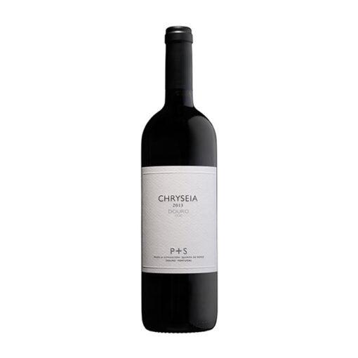 Vinho tinto Chryseia 2013