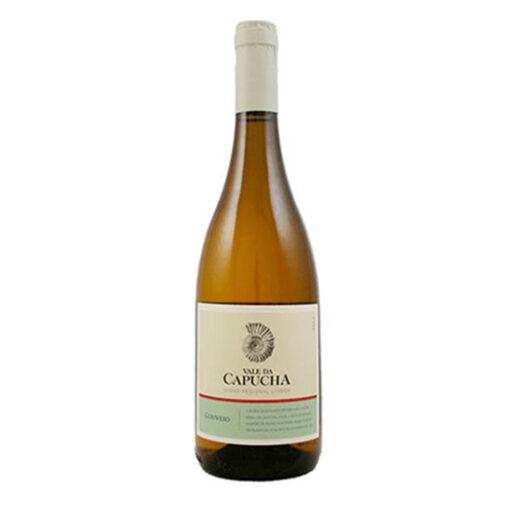 Vinho branco Vale da Capucha Gouveio 2014