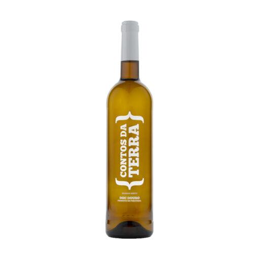 Vinho branco Contos da Terra - Quinta do Pôpa 2015