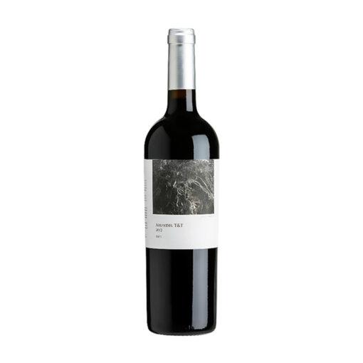 Vinho tinto Joaquim Arnaud ARUNDEL T&T 2012