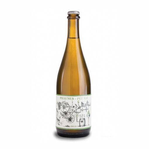 Vinho espumante Phaunus Pet Nat 2016