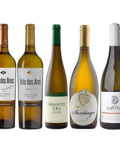 Pack vinho Alvarinho