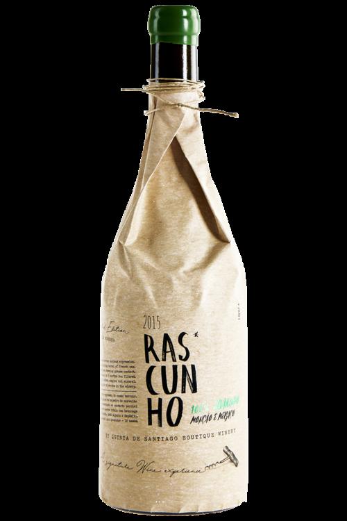 Vinho Branco Quinta de Santiago Rascunho 2018